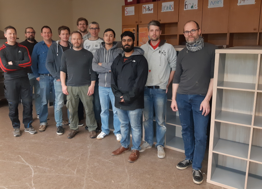 TeamAktion der AUDI AG Neckarsulm
